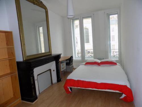 Residence Cathedrale : Apartment near Nancy