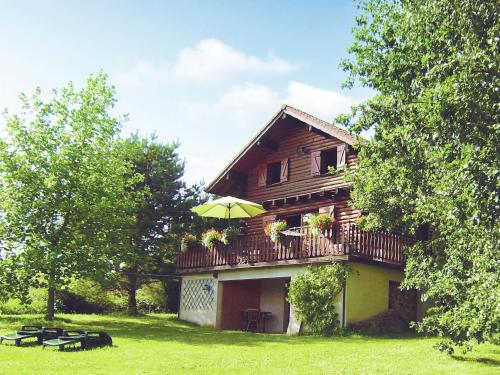Chalet - Hommert : Guest accommodation near Saint-Jean-Kourtzerode