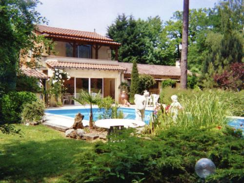 Maison De Vacances - Lamonzie - Montastruc : Guest accommodation near Saint-Félix-de-Villadeix