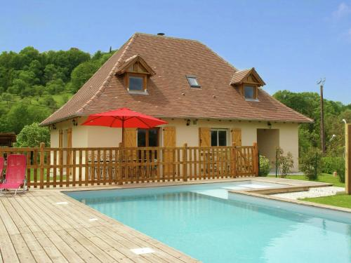Maison De Vacances - Loubressac : Guest accommodation near Puybrun