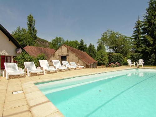 Yves : Guest accommodation near Vézac