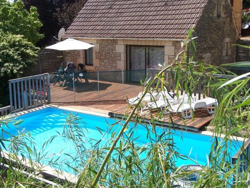 Maison De Vacances - Marquay 1 : Guest accommodation near Peyzac-le-Moustier