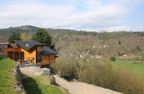 Gite Le chataignier : Guest accommodation near Soultzeren