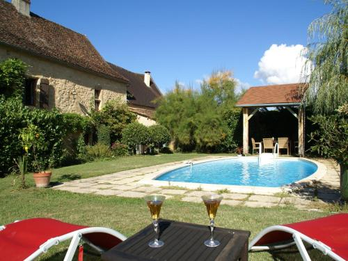 Maison De Vacances - St. Jory-Las-Bloux : Guest accommodation near Saint-Martial-d'Albarède