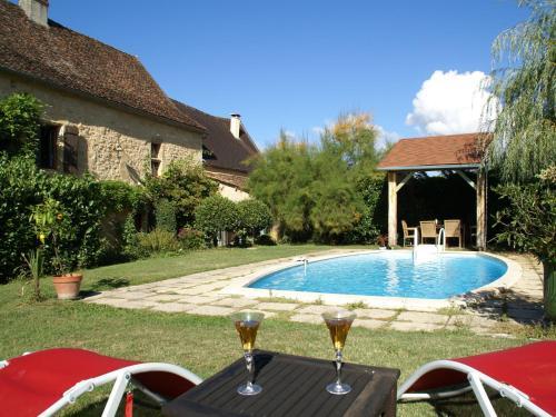 Maison De Vacances - St. Jory-Las-Bloux : Guest accommodation near Saint-Germain-des-Prés