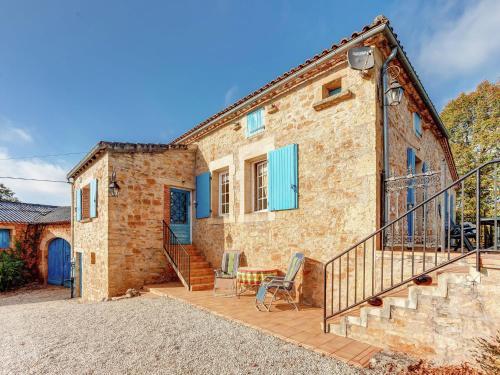 Maison De Vacances - Puy-L Evúque : Guest accommodation near Cassagnes