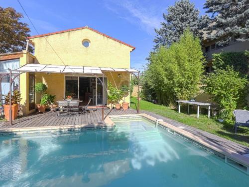 Maison De Vacances - Aix-En-Provence : Guest accommodation near Bouc-Bel-Air