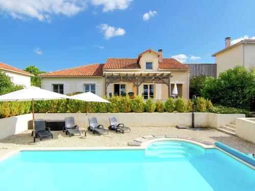 La Prèze 16 : Guest accommodation near Sauvagnac