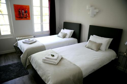 Face Au Jardin : Bed and Breakfast near Houlette