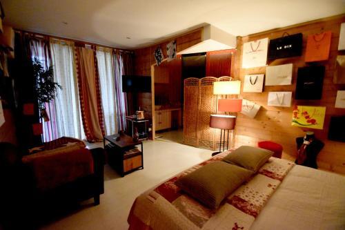 Le Clos Des Ecureuils : Guest accommodation near Épinal