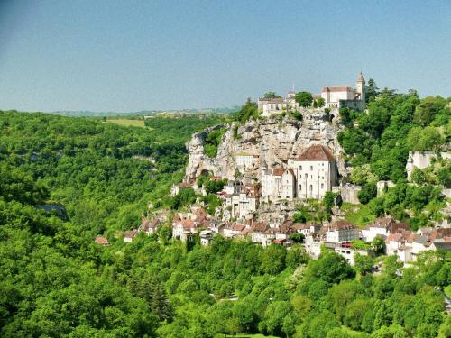 Rocamadour 12P : Guest accommodation near Alvignac