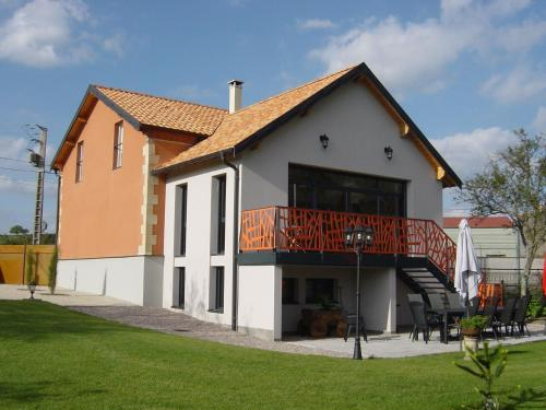 Maison De Vacances - Horville-En-Ornois 1 : Guest accommodation near Paroy-sur-Saulx