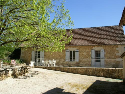 Maison De Vacances - Lamonzie-Montastruc : Guest accommodation near Saint-Félix-de-Villadeix