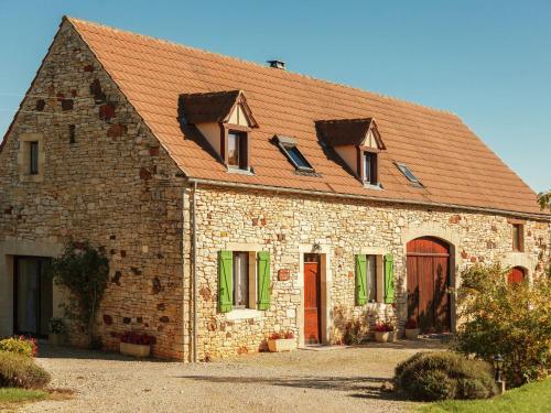 Maison De Vacances - Lavercantiere : Guest accommodation near Montamel