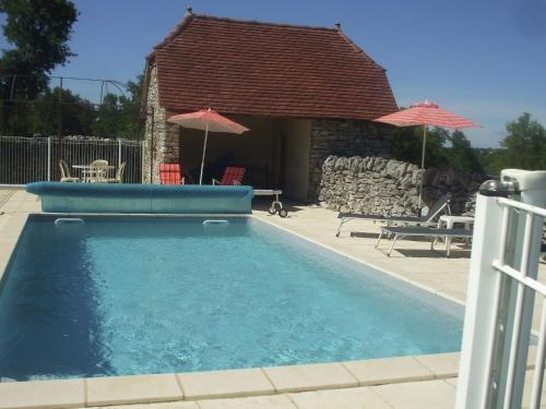 Maison De Vacances - Gramat : Guest accommodation near Lavergne