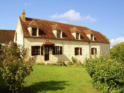 Maison De Vacances - Champallement : Guest accommodation near Saint-Saulge