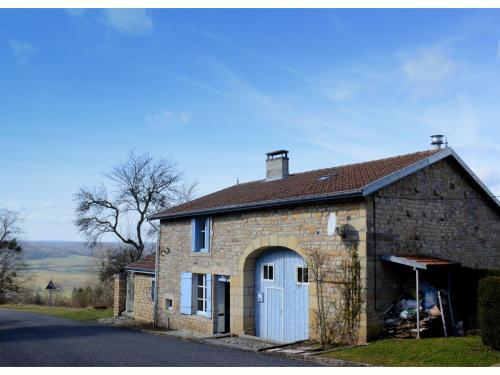 De Perenboom : Guest accommodation near Saint-Vallier-sur-Marne