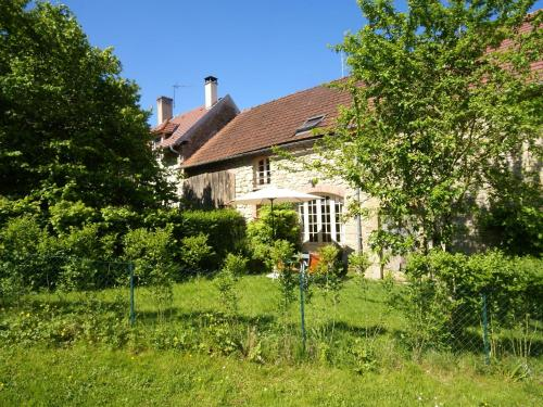 Maison De Vacances - Tannay : Guest accommodation near Chazeuil