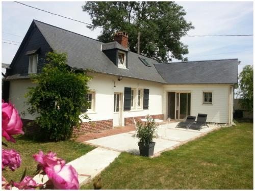 Maison De Vacances - Sentelie 1 : Guest accommodation near Saint-Maur