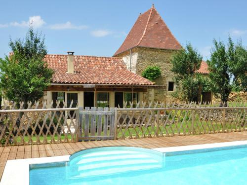 Maison De Vacances - St. Genies : Guest accommodation near Archignac