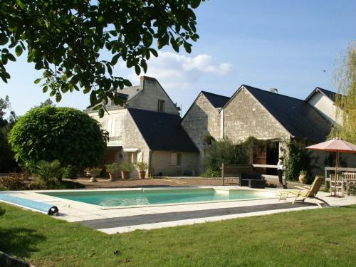 Maison De Vacances - Cinais : Guest accommodation near Thizay