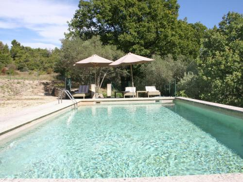 La Valmasque : Guest accommodation near Lacoste