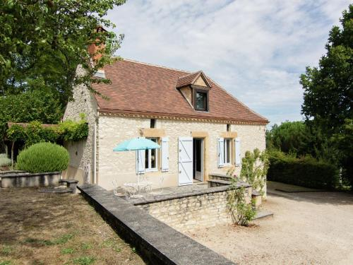 Maison De Vacances - Anglars-Nozac 1 : Guest accommodation near Saint-Projet