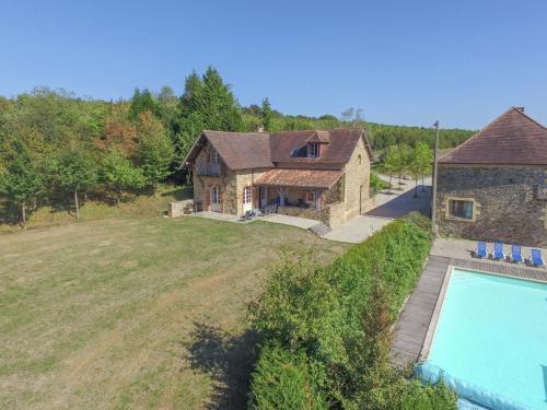 La Guichardie Maison et Grange : Guest accommodation near Salagnac