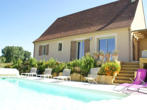Maison De Vacances - Saint Cyprien : Guest accommodation near Marnac