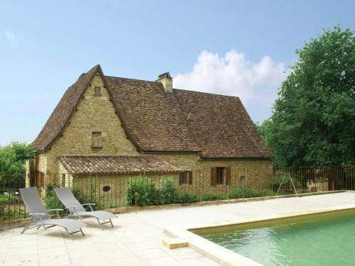 Maison De Vacances - Domme 1 : Guest accommodation near Saint-Martial-de-Nabirat