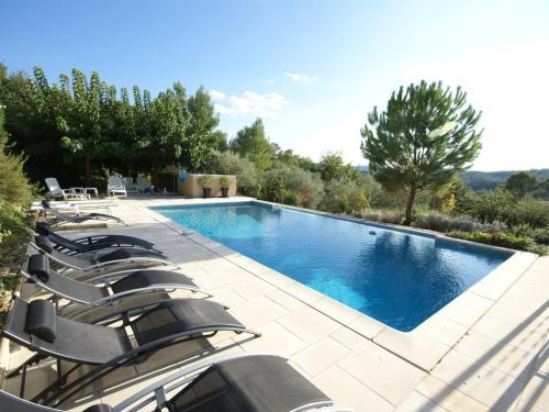 Villa - St Antonin-Du-Var : Guest accommodation near Saint-Antonin-du-Var