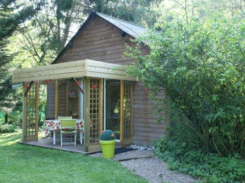 Holiday home Maison de vacances - LE PONCHEL : Guest accommodation near Willeman