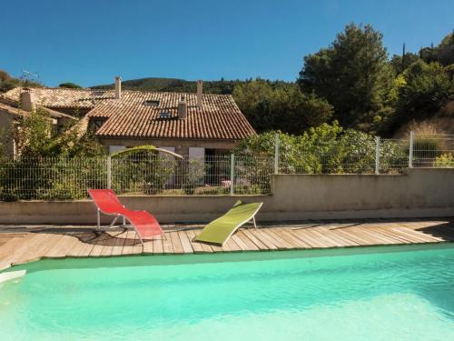 Villa - Fraissé-Des-Corbières : Guest accommodation near Embres-et-Castelmaure