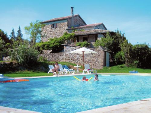 Villa - Largentiere : Guest accommodation near Laurac-en-Vivarais