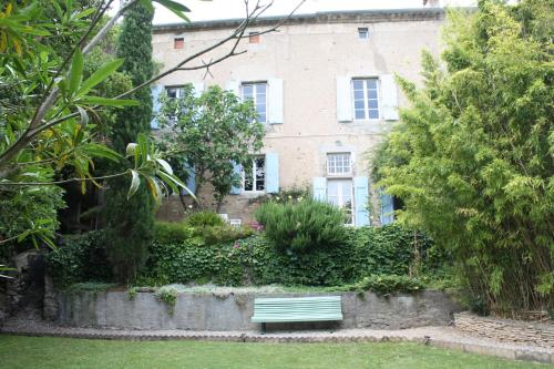 Gite de Mallast : Apartment near Montolieu