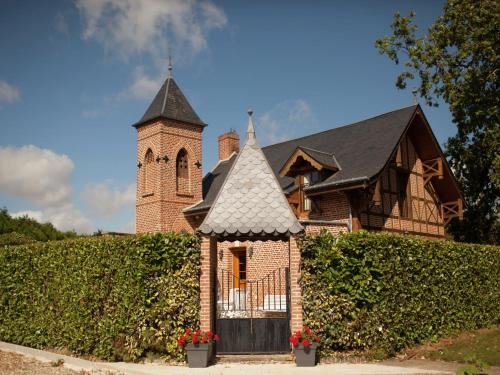 Maison De Vacances - Sentelie 2 : Guest accommodation near Saint-Arnoult