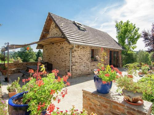 Holiday home La Bergerie : Guest accommodation near Saint-Julien-le-Vendômois