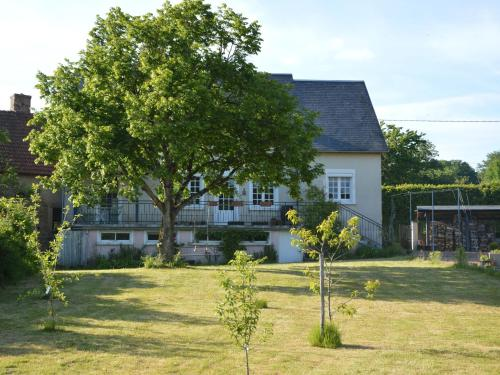 Lyonesse : Guest accommodation near Aunay-en-Bazois