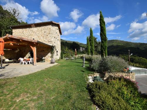 Maison De Vacances - Burzet : Guest accommodation near Mayres