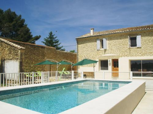 Maison De Vacances - Aubais 2 : Guest accommodation near Souvignargues