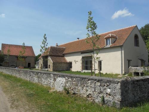 Le Grange : Guest accommodation near Vallon-en-Sully