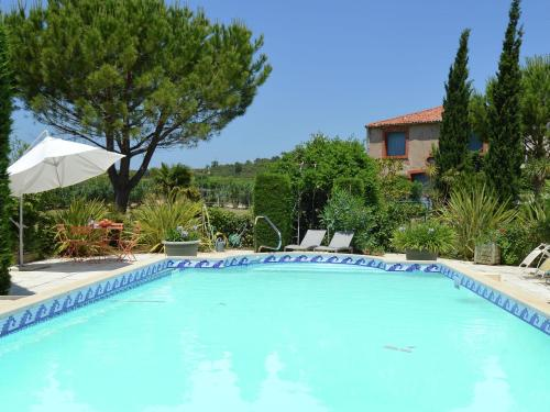 Domaine La Bouscade : Guest accommodation near Poilhes