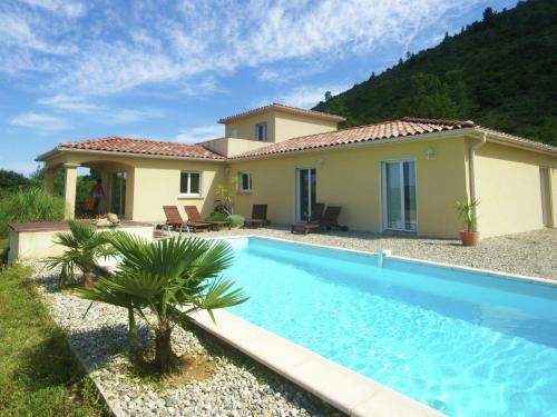 Villa Les Vans : Guest accommodation near Montselgues