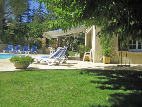 Villa Liodry II : Guest accommodation near Montjustin