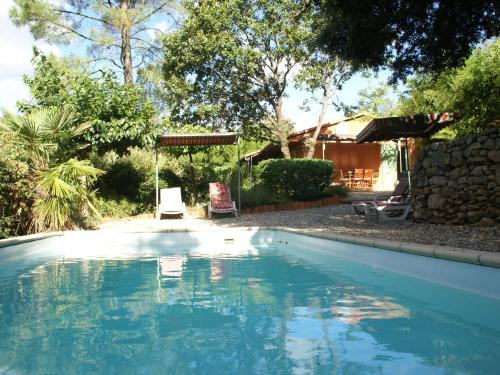 Maison De Vacances - Les Salelles 1 : Guest accommodation near Montselgues