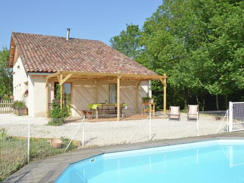 Aux Deux Mariols : Guest accommodation near Fabas