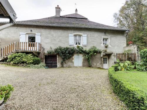 Maison De Vacances - Charcenne : Guest accommodation near Villers-Bouton