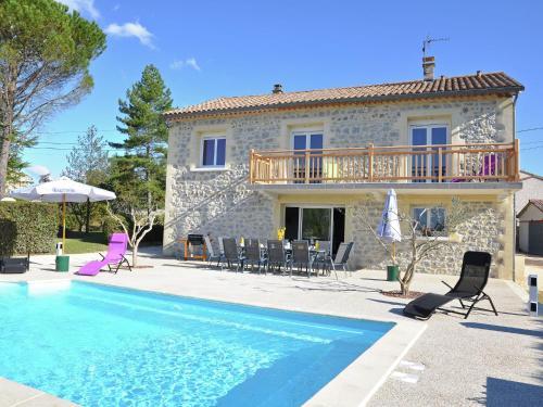 Le Malcap 2 : Guest accommodation near Saint-Victor-de-Malcap