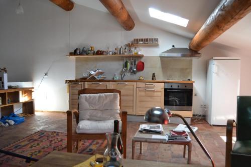 Le Loft : Apartment near Vaison-la-Romaine