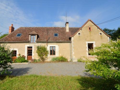 La Loge : Guest accommodation near Paulnay